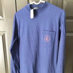 NWT Polo long sleeve shirt